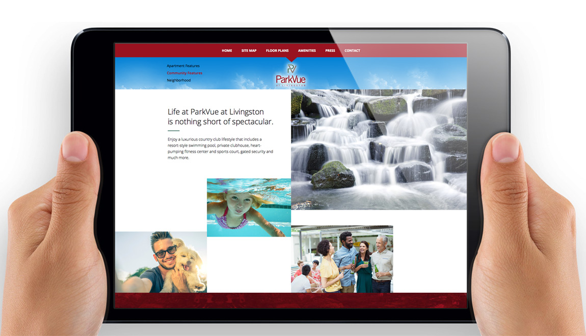 ParkVue_iPad